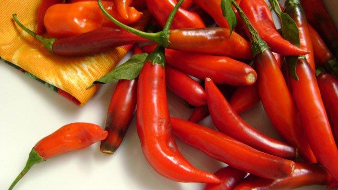 dieta da pimenta